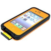 iPhone 4 s Lifeproof Case Orange