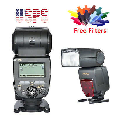 YONGNUO YN685 TTL Wireless Flash Speedlite HSS 622N Built in Radio for Nikon US