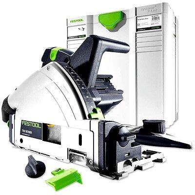 Plunge Cut Saw (PLUNGE CUT CIRCULAR SAW CORDLESS FESTOOL TSC 55 REB LI-BASIC 201395 festo tools)