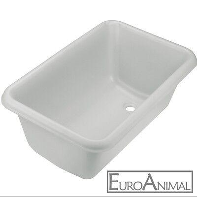 Spülwanne 100 Liter - Waschwanne Spülbecken Waschbecken Wanne mit Ablaufgarnitur