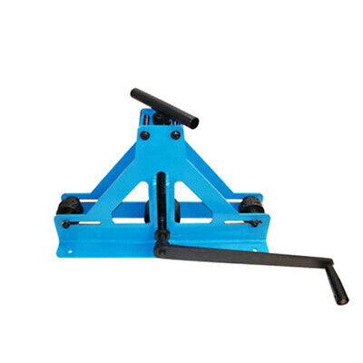 TUBE PIPE ROLLER Bender Bending Fabrication Mild Steel Cuprum Aluminum Etc.