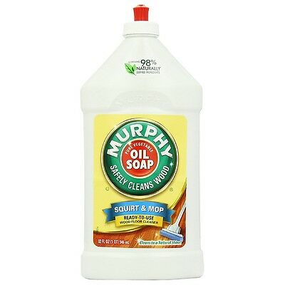 Murphy Oil Soap Squirt - Mop Ready To Use Wood Floor Cleaner 32 -