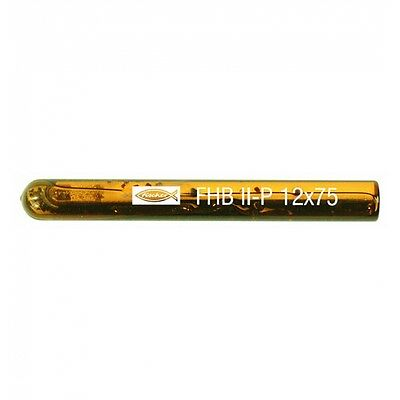 10x fischer Patrone FHB II-P 8 x 60