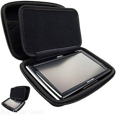 Gps Case 7 Inch For Garmin  Carrying Travel Bag Pouch Cover Hard