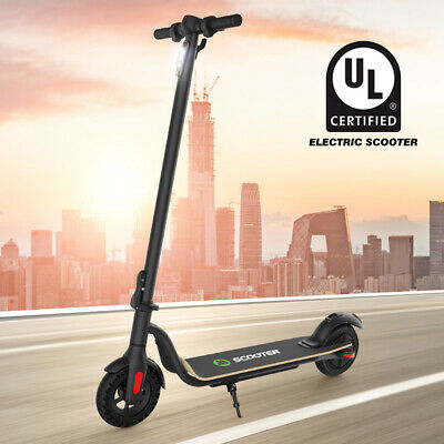 Patinete electrico - Electric scooter, 25 km/h - 23 km Adulto Scooter...