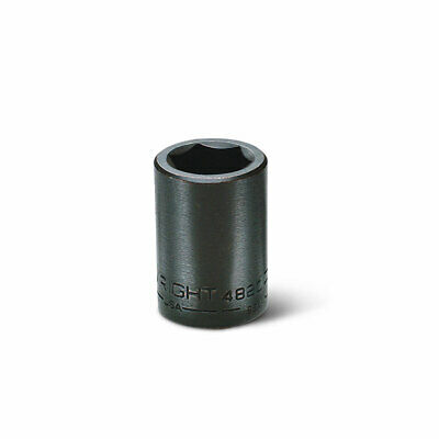 Wright Tool 4812 12 Drive 6 Points Standard Impact Socket