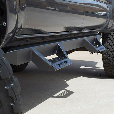 2005-2019 Toyota Tacoma Access Cab ICI Magnum RT Step Bars Running Boards