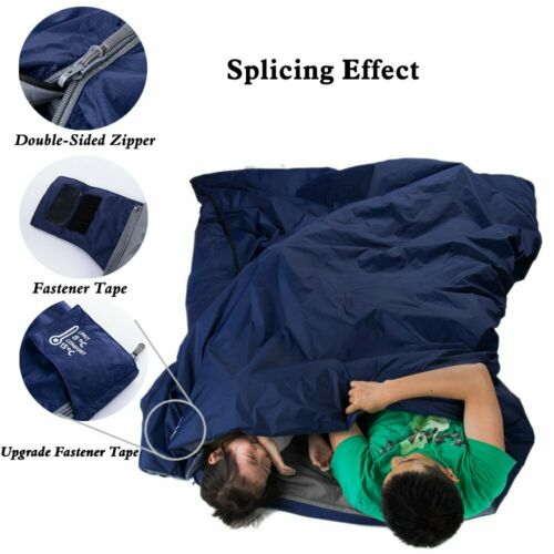 Lightweight Portable Waterproof Sleeping Bag for Hiking Camp