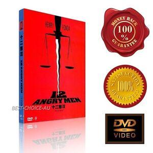 12 Angry Men - Henry Fonda -  (1957) - NEW DVD