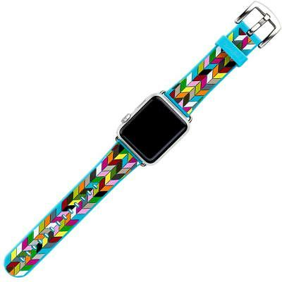French Bull Designer Band for Apple Watch 38mm Condensed Ziggy