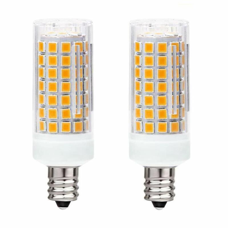 JDE11 Mini Candelabra Base LED Light Bulbs 7.5W JDE11 120V 7