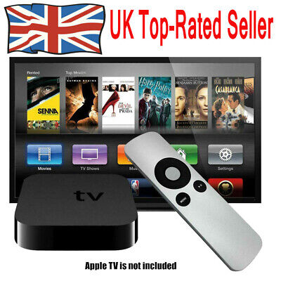 UK✔ TV Remote Control Channel Access Fit For Apple TV TV2 TV3 TV4 All Gen