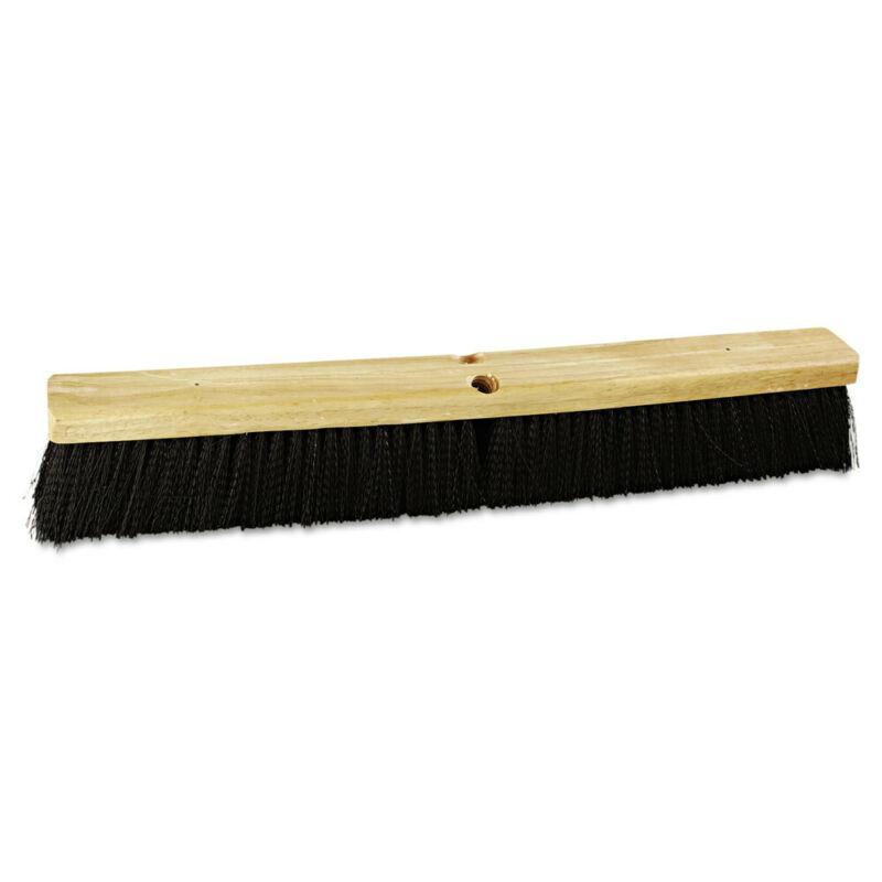 Boardwalk BWK20624 24 in. Polypropylene Bristles Floor Brush Head New