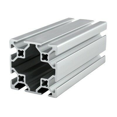 80//20 Inc TSlot Aluminum 4 Hole 45 Degree Angled Flat Plate 40 Series #40-4346 N