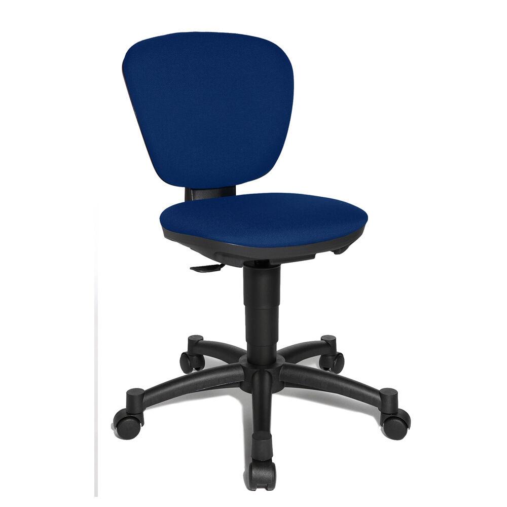 Topstar Kinder-Drehstuhl Schreibtischstuhl Ergo Kid 15 Jet blau 6310G26 B-Ware