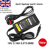 FOR Samsung NC10 N110 NP-N110 NP-NC10 NETBOOK CHARGER Adapter Power Supply +Lead