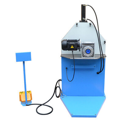 Round Square Band Hydraulic Roll Pipe Tube Bender Machine 9.3rpm2hp3phase220v