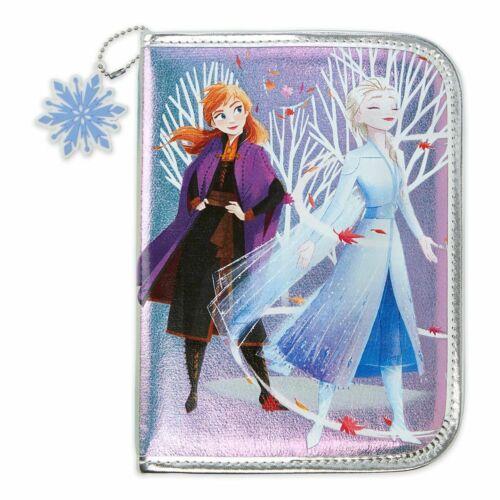 Disney Frozen 2 Anna Elsa Zip-Up Stationery Kit School Craft Set ~ NWT
