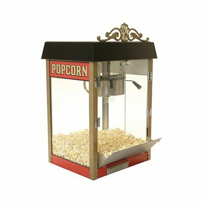 Benchmark 11040 Popcorn Machine 4oz Antique Style Popper