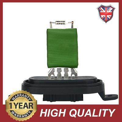 Heater Blower Resistor Fan Motor Resistance For VW T5 Transporter MK5 7E0959263C