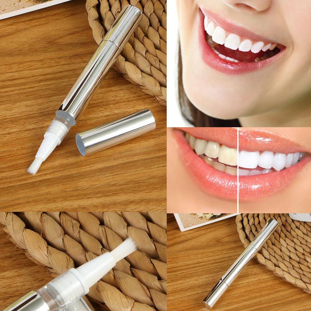 White Tooth Cleaning Teeth Whitening Gel Pen Bleaching Dental Professional Kit