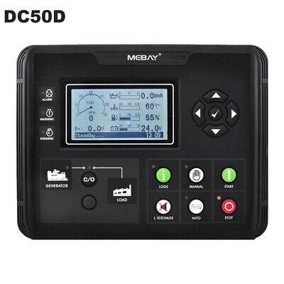 Dc50ddc52d Mkii Electronic Generator Controller Module Control Panel