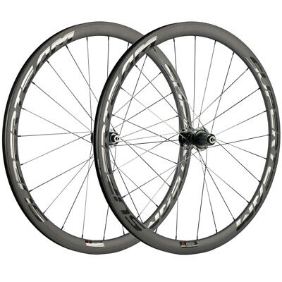 Superteam 38mm Bicycle Wheels 23mm Width Clincher Carbon Wheelset Road disc Hub for sale  Shipping to Canada