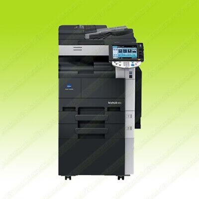 Konica Minolta Bizhub 363 Laser Mono Bw Printer Scanner Copier 36ppm A3 Mfp 423