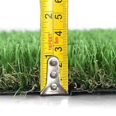 10x6.6ft Synthetic Landscape Fake Grass Mat Artificial Pet Turf Lawn Garden Yard