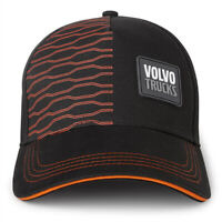 626e9cd50a9de Volvo Trucks Driver Life Graphic Carbon   Orange Hat Cap