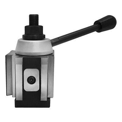 6 - 12 Lathe Axa Piston Type Quick Change Tool Post Cnc 250-100