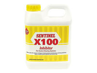 Sentinel X100 Central Heating Boiler Scale Inhibitor 1 Litre