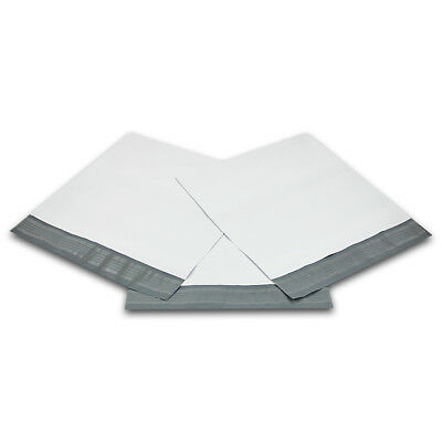 500 7x7 Ecoswift Square Poly Mailers Plastic Envelopes Shipping Bags 1.7mil