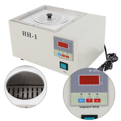 Hh-1 Rt-100 Laboratory Digital Constant Thermostatic Heating Water Bath 110v