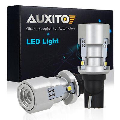 2X 2400LM Error Free 921 912 T15 W16W LED Reversing light Extremely Bright -