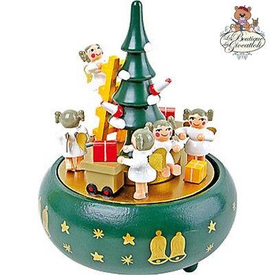 Carillon in legno Albero di Natale