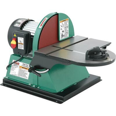 Grizzly G0702 12 Disc Sander With Brake