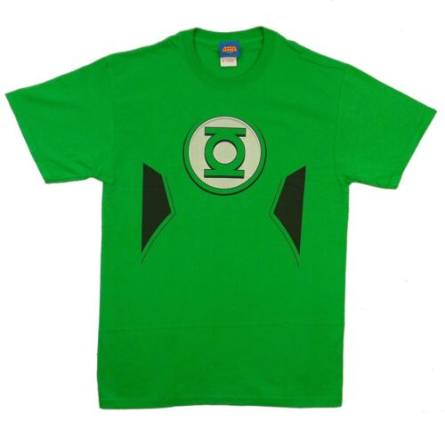 Green Lantern Symbol Costume Dc Comics The New 52 Licensed Adult T