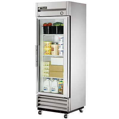 Beverage-air Hbr27hc-1-g 27 Cuft Horizon Bottom Mount Glass Door Reach-in Cooler
