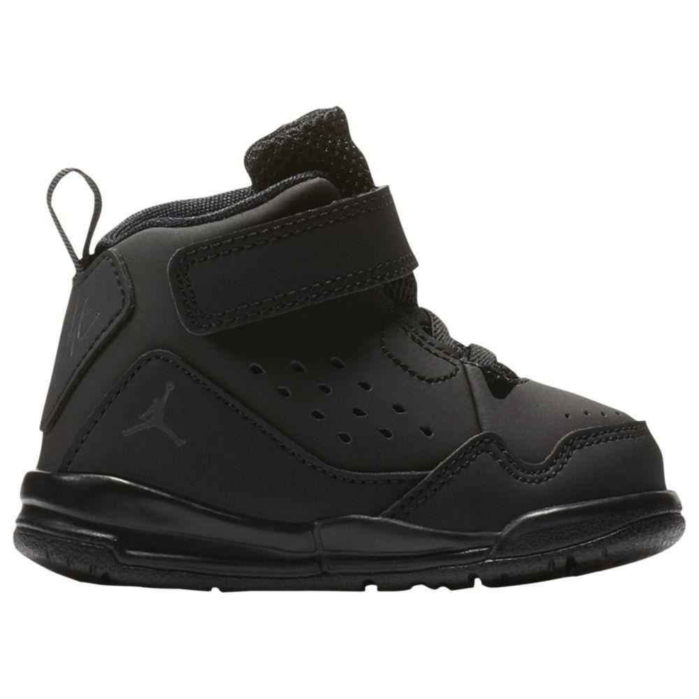 Nike Jordan SC-3BT All Black Athletic Infant & Toddler Shoes 629944021