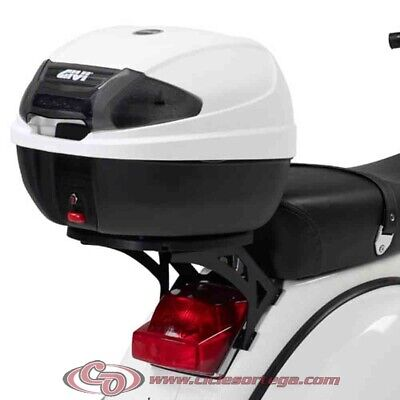 Kit Anclajes Givi SR5603 para BAUL sistema monolock VESPA PX 125 2011-