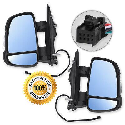 Spiegelglas rechts für  Citroen JUMPER Fiat Ducato Peugeot BOXER Konvex Heizung