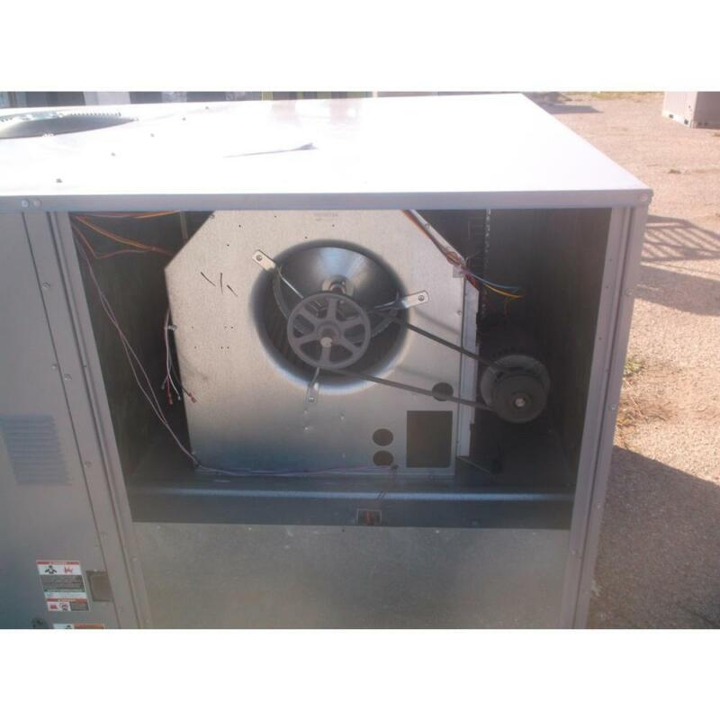 CARRIER 48TJE012-63370-1 10 TON ROOFTOP GAS/ELECTRIC AIR CONDITIONER EER 9