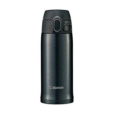 Zojirushi SM-TA36-BA Stainless Thermos Mug Bottle 0.36L Blac