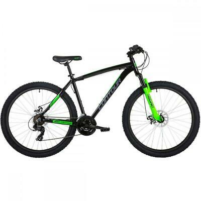 "Freespirit Contour Mens Mountain Bike 26"" Wheel Shimano 21 Speed 18"" Frame Black"