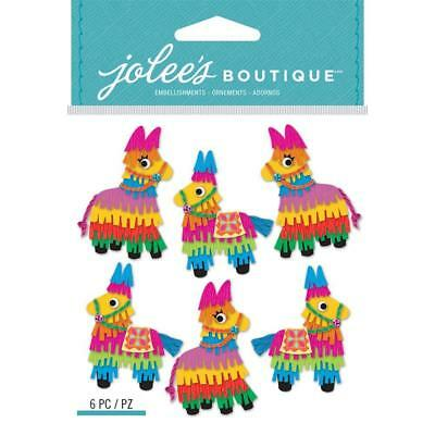 Mini Pinata Repeats Birthday Party Celebration Jolee's 3D Sticker