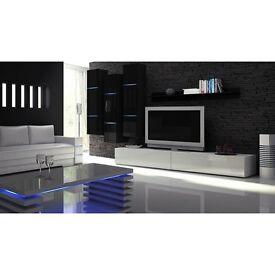 living room modern unit
