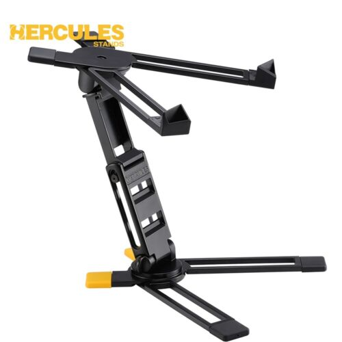 NEW Hercules DG400BB Adjustable Foldable Laptop Stand with Carrying Bag
