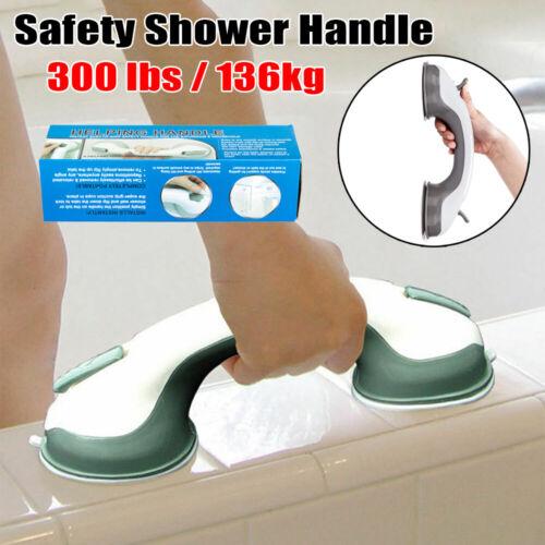 Safety Bath Shower Grip Handle Suction Cup Grab Bar Bathroom