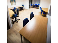 Need meeting space or a desk for the day in Mill Hill, NW7?